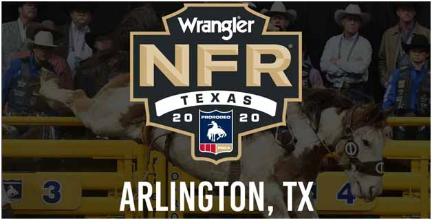 Here's where to watch the NFR 2020 matches over the next nine days.