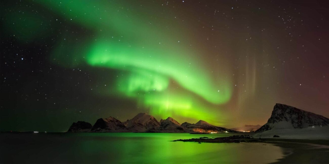 For most people, seeing the Northern Lights is a once-in-a-lifetime experience. Where can you see the Lights? Let's find out.
