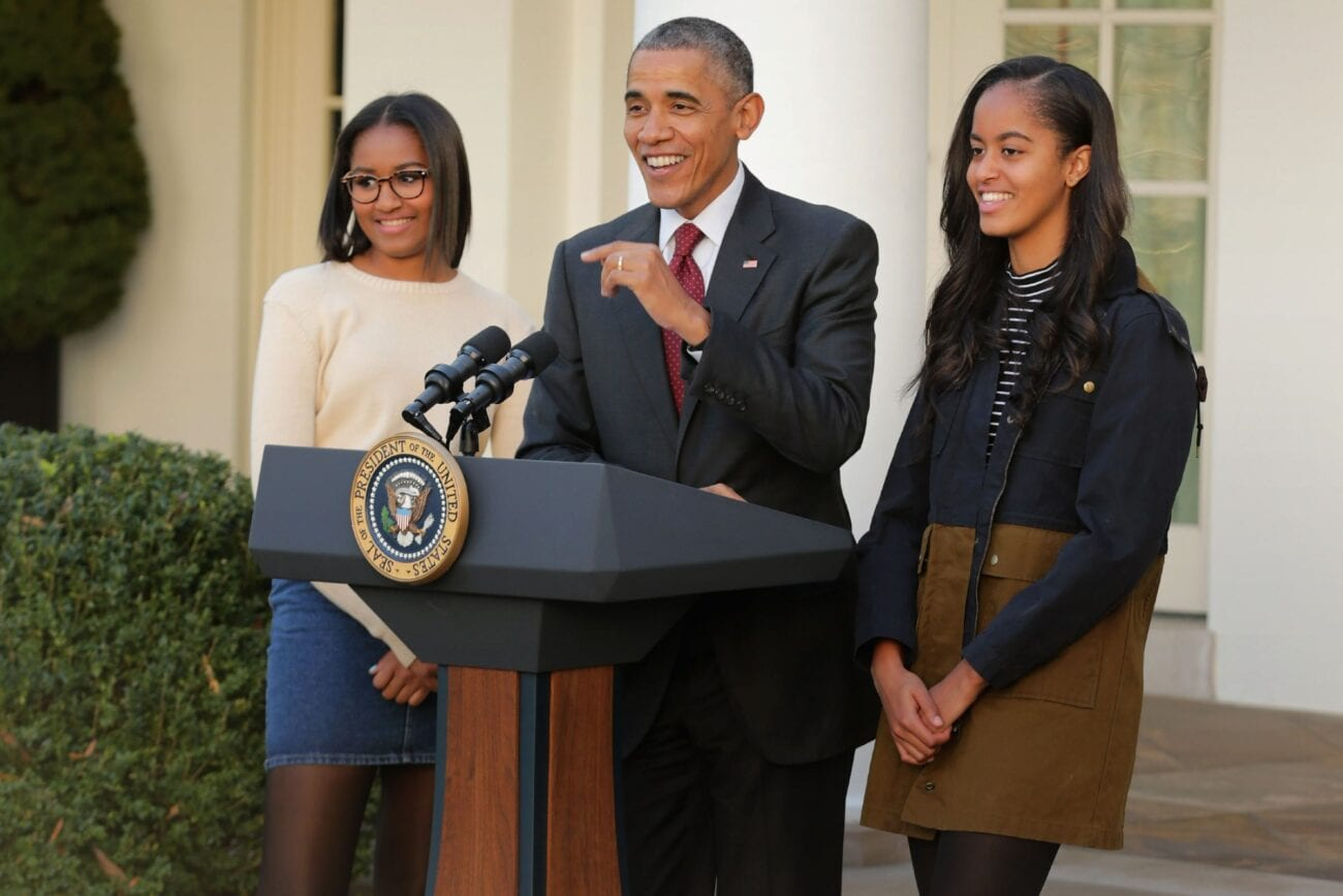 What has the Obama family been doing during quarantine? Check out what the former president's daughters are up to.