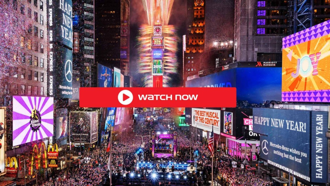 Check out the best ways to watch New Year's Live Stream. Complete guide to watch online and on TV from anywhere.