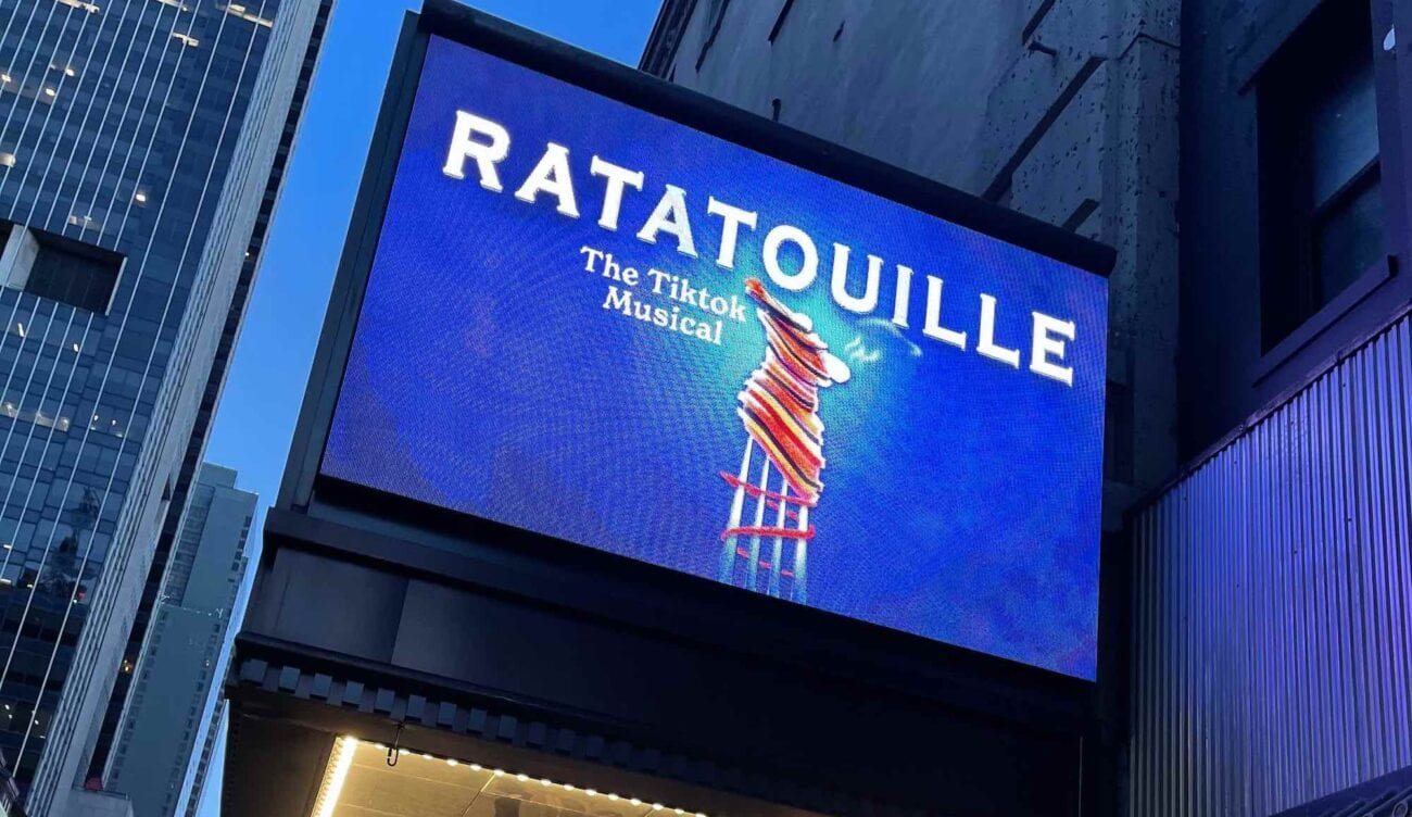 """""""Remy! The Ratatouille! The rat of all my dreams!"""" Here's the cast list for the upcoming 'Ratatouille' musical."""