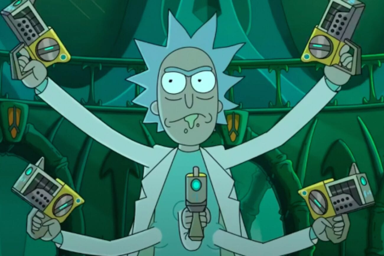 'Rick and Morty' season 4 has been broken into two parts. Find out when the second part is set for release in the UK.