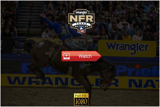 The 2020 National Finals Rodeo has changed locations due. Find out how to stream the event in Arlington, Texas.