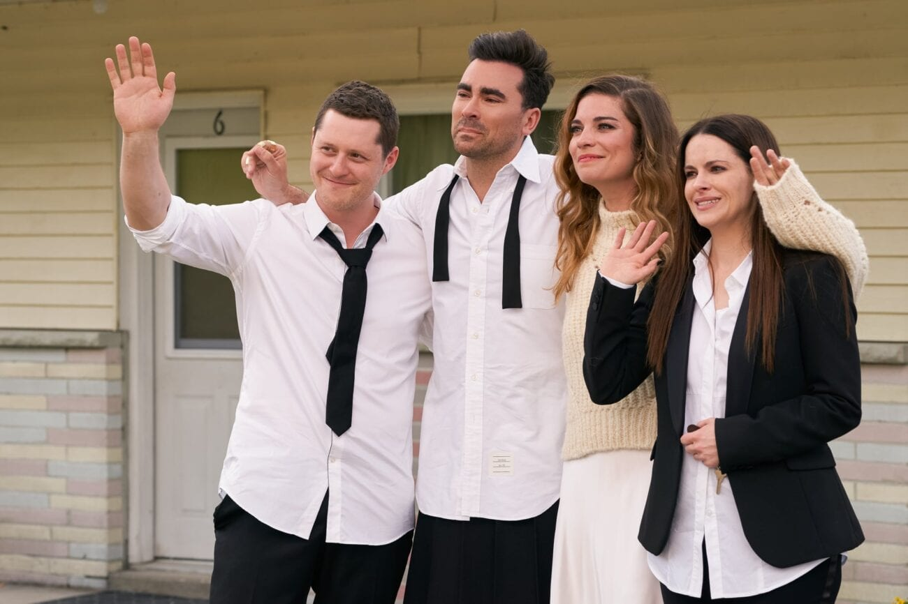 'Schitt's Creek' recently ended on Netflix. Discover whether cocreator Dan Levy has plans for a spinoff movie.