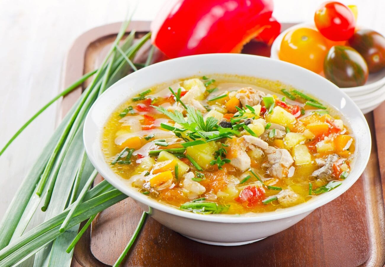 What better way to warm yourself up on a freezing winter day than a hearty bowl of soup? Check out some easy soup recipes that are sure to hit the spot.