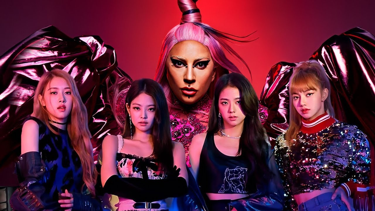 When K-pop girl group sensation Blackpink collaborated with Lady Gaga on a song earlier this year, fans were shook. Here's what Twitter has to say.