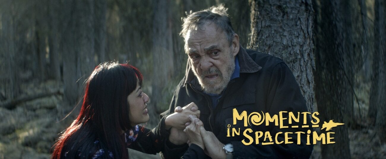 'Moments in Spacetime' is the new film by director Chris Cowden. Discover what makes the family drama such a heartfelt success.