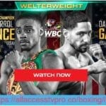 Check out these free live streams of today's boxing match, Errol Spence Jr. vs Danny Garcia.