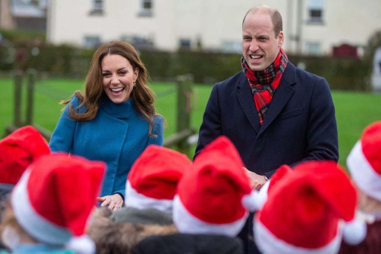 Prince William and Duchess Kate have brought Christmas cheer to Scotland. Here's what's happening on the Royal Train.