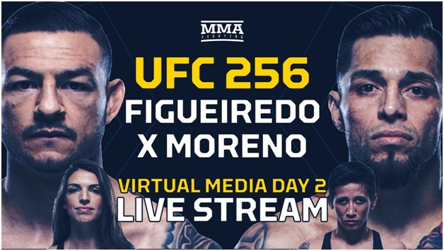 Deiveson Figueiredo and Brandon Moreno are fighting for the flyweight title. Learn how to live stream the fight for free.