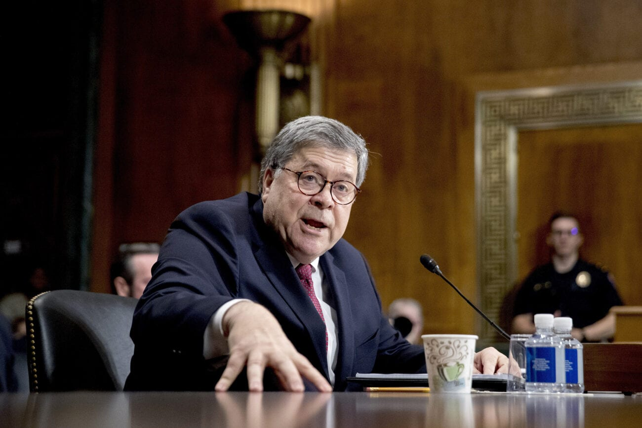 William Barr has been one of Trump's closest confidants, but it looks like his time as attorney general is up. See the new report.