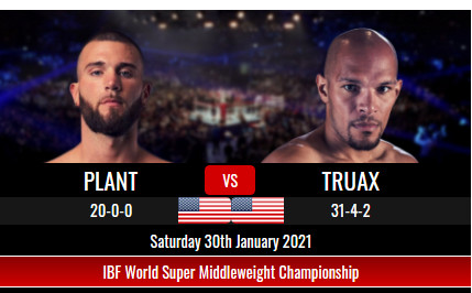 Ready to watch the full fight between Caleb Plant and Caleb Truax? Here are the best options to stream the boxing match from anywhere!