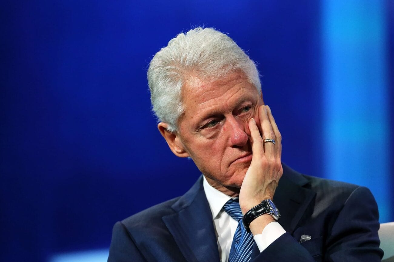 Remember Bill Clinton? No tweets or Reddit threads during his presidency, but there were still plenty of scandals. Learn all about the new tell-all memoir!