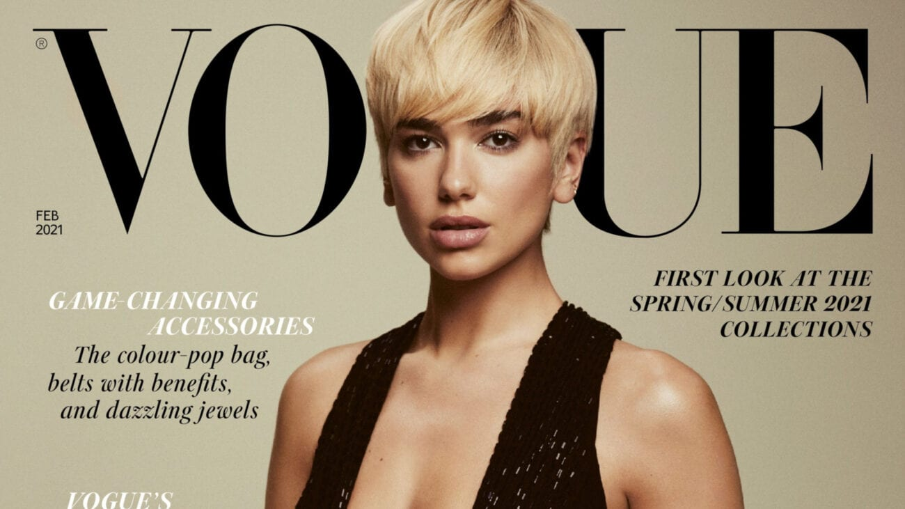Is that Ellen DeGeneres on the cover of 'Vogue'? See the latest news, including why Twitter thinks Dua Lipa looks like the talk show host.