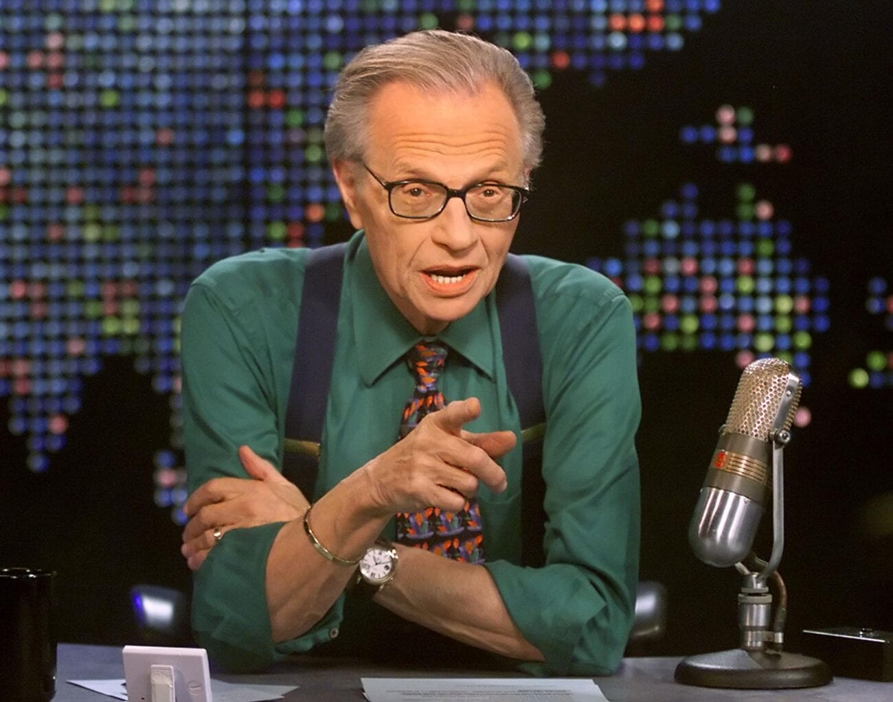 No matter how many times you've been married, odds are Larry King had more spouses than you. Learn about the famous broadcaster's expansive marital history!