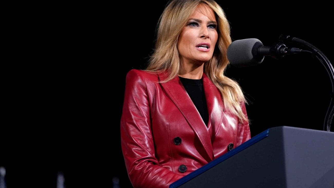 Stoic or out of touch? Hear what Twitter is saying about Melania Trump's official statement about last week's unrest at the Capitol.