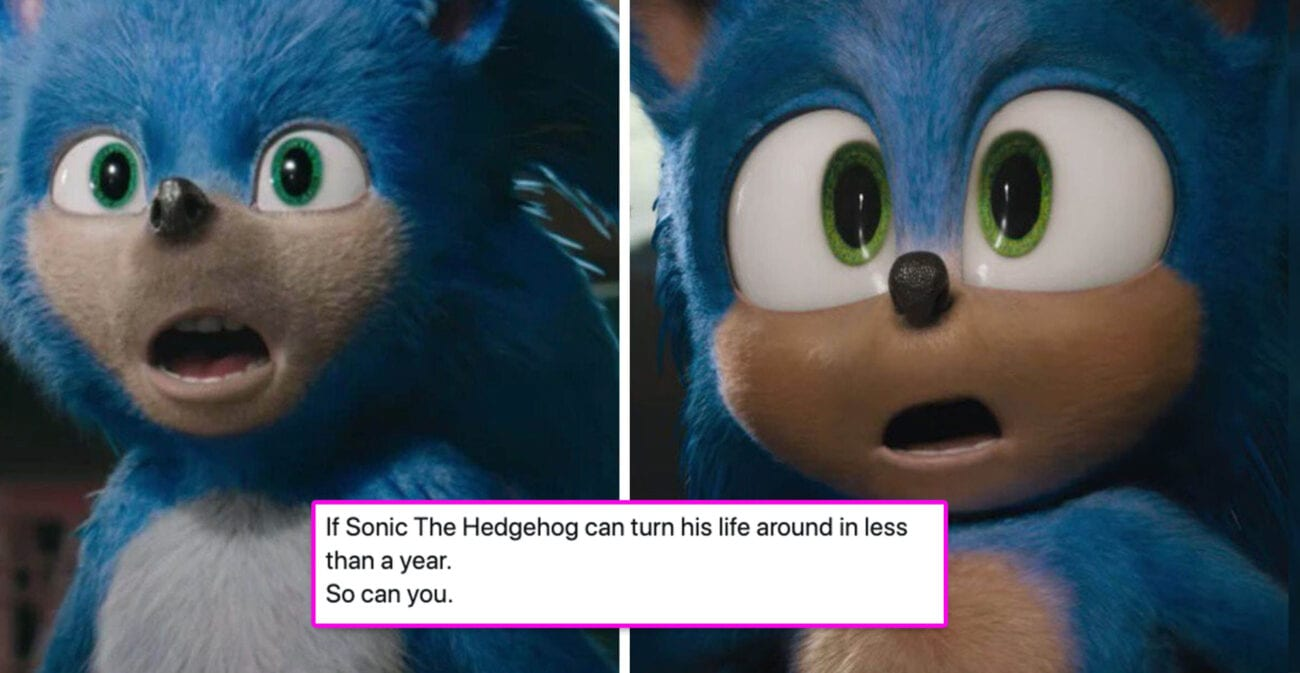 """Are you sick of Sonic memes yet? Neither are we! That's why we rushed to bring you some more great memes featuring the """"fastest thing alive""""."""