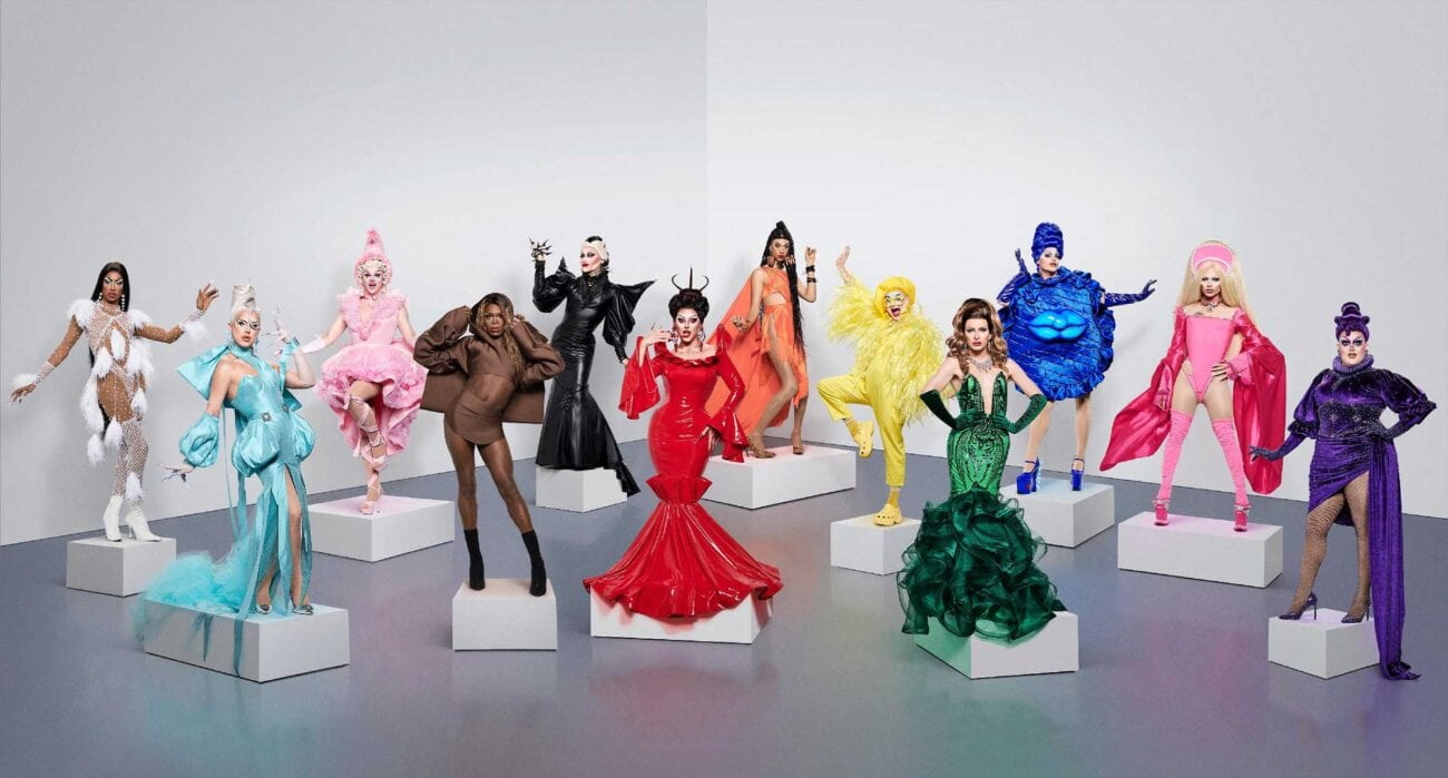 Once again, the internet is upset over this week's elimination on 'Drag Race UK.' Hear from the queen herself about her elimination.