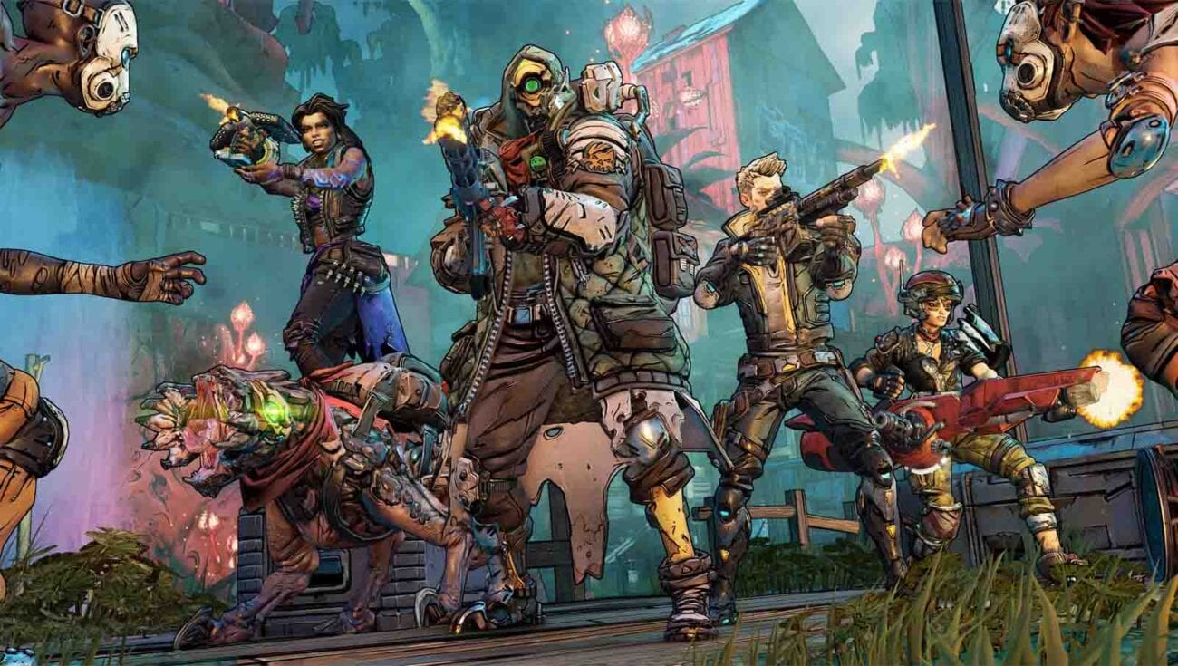 Video game movies are notorious for being flops. It's possible we're still holding out hope for the 'Borderlands' movie though. Here's why.
