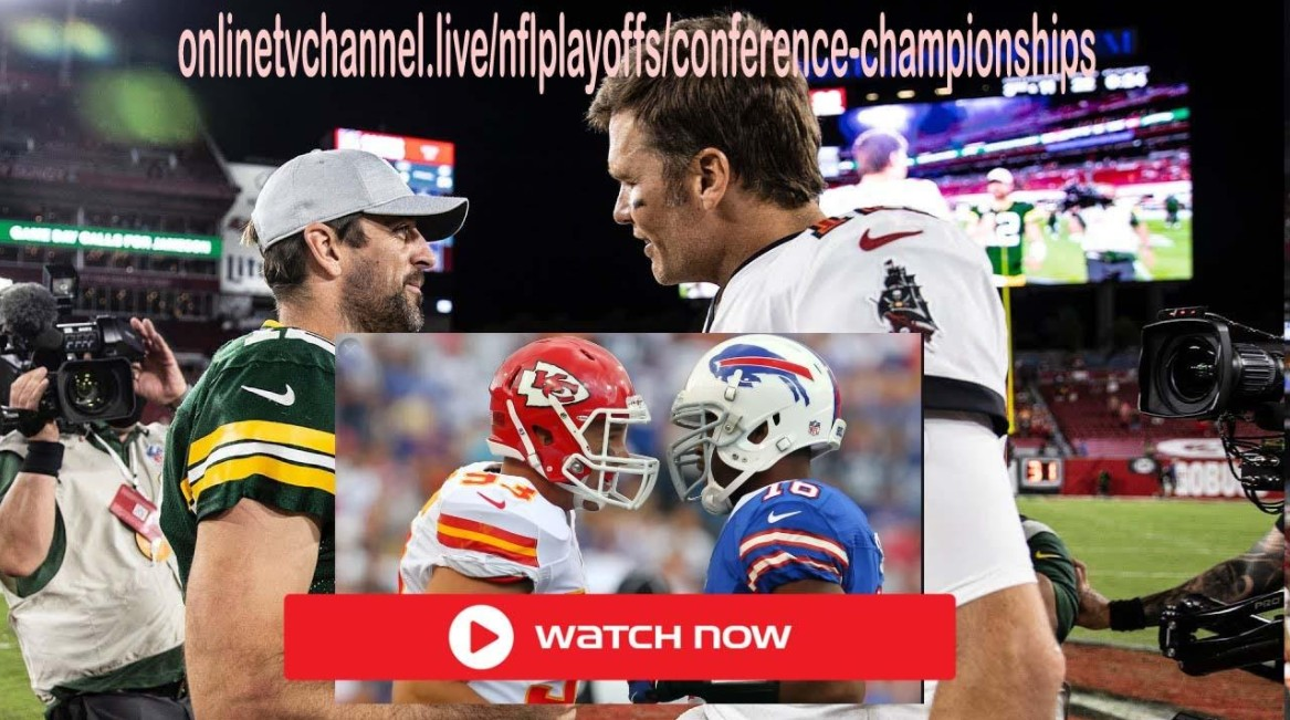 The 2021 Conference Championship is finally here. Learn how to live stream the playoff games online for free.