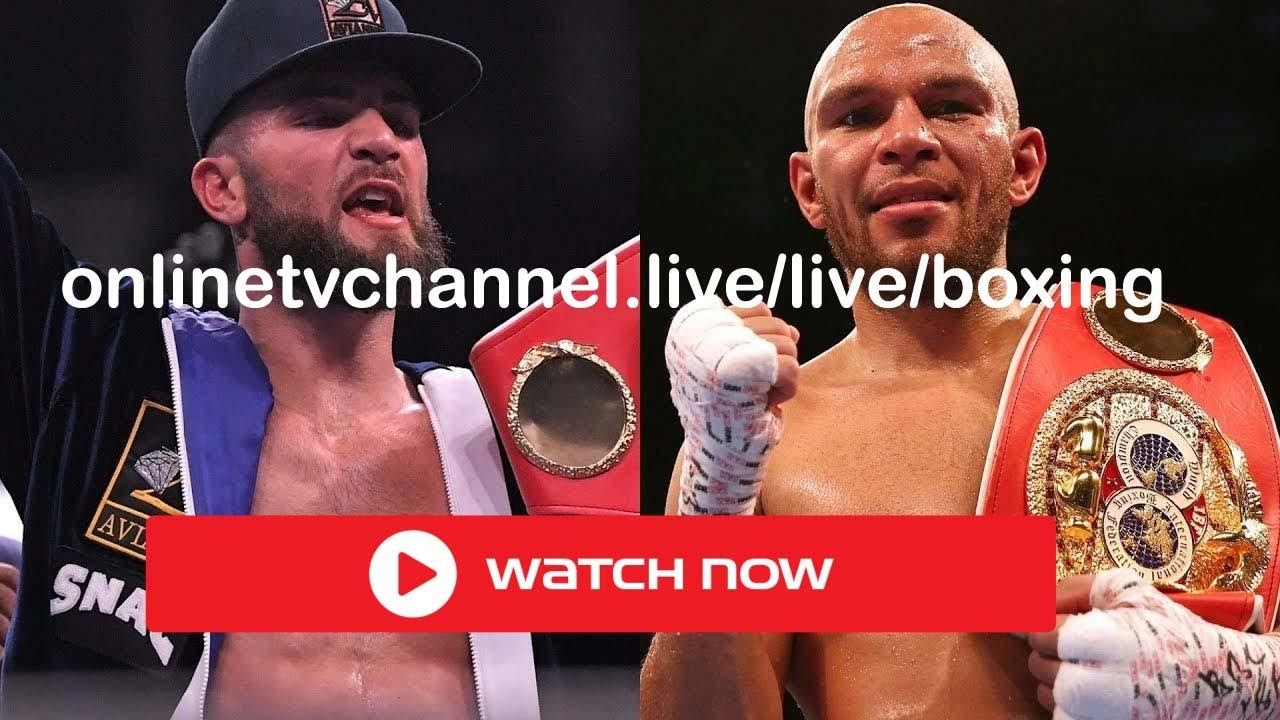 Saturday night will see a jampacked super-middleweight main-event between Caleb Plant and Caleb Truax. Watch the boxing live stream now.