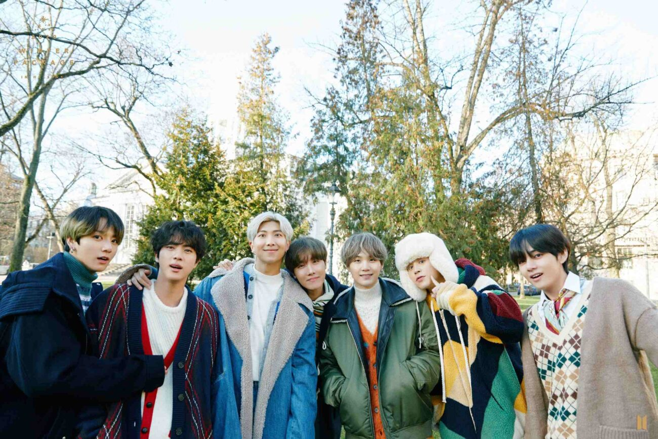 New year, new album? Why the band BTS and their growing tracklist could possibly be hinting at a new studio album. BTS ARMY, are you freaking out like us?