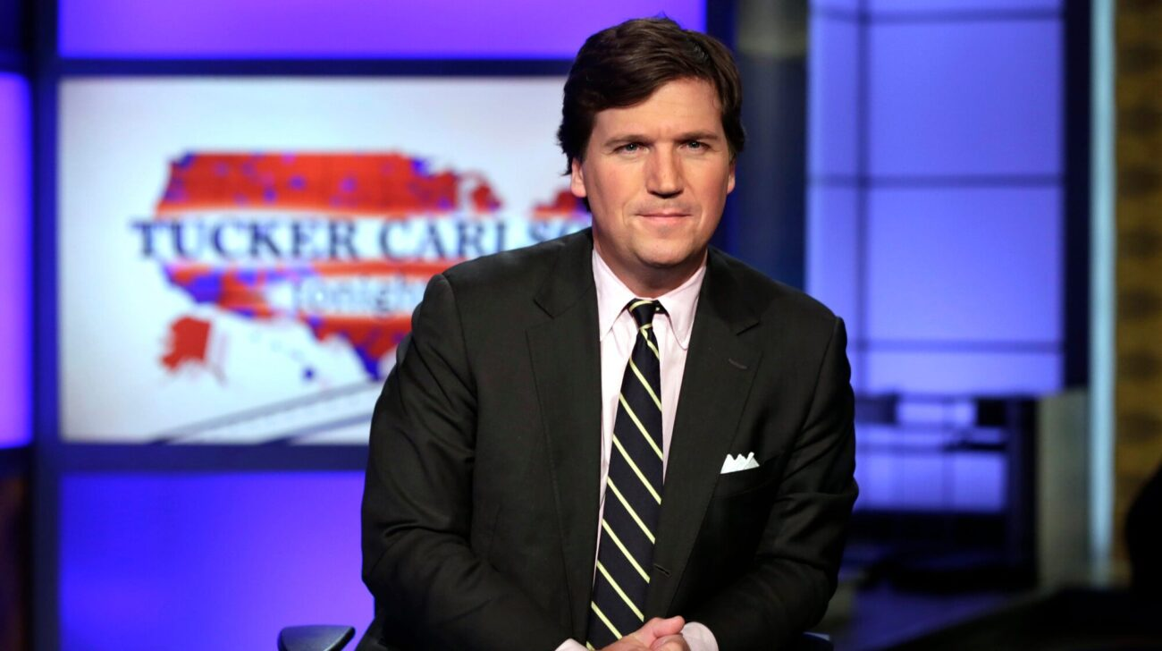 Mutha Tucker, that's a lot of coin! Fox News host Tucker Carlson's net worth is a jarring number that we're not even sure you can predict.