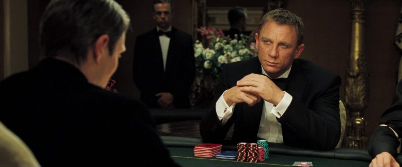Plenty of entertainment includes scenes where characters try their luck at the casino. Check out the best casino related films and TV shows.