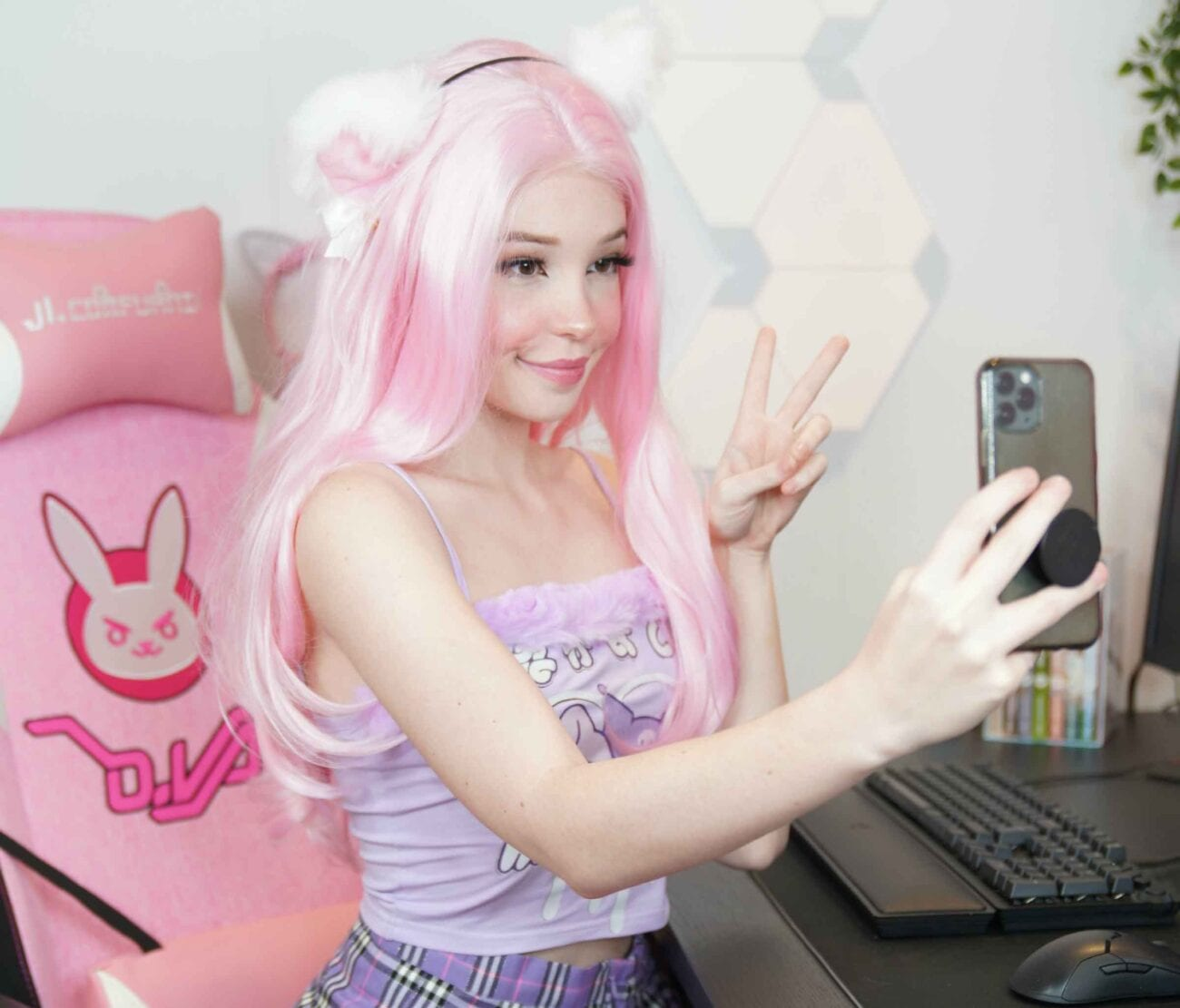 Belle Delphine didn't disappear after her bath water stunt. Now, people are outraged by one of her latest tweets. Here's why.