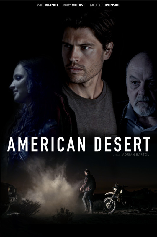 'American Desert' is a new film by director Adrian Bartol. Find out how the film explores demons amidst the desert background.