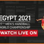 The World Men's Handball Championship match between Sweden vs Egypt will take place. Watch the live stream on Reddit now.