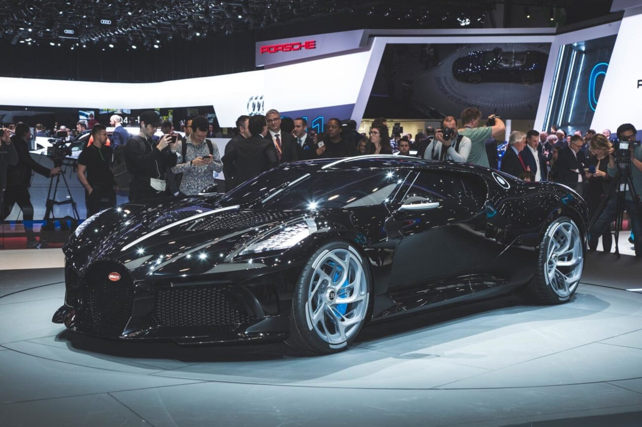 Got your wallet and a couple weekend jobs lined up? Because the most expensive car in the world is on the market! Check out the luxurious car for sale.