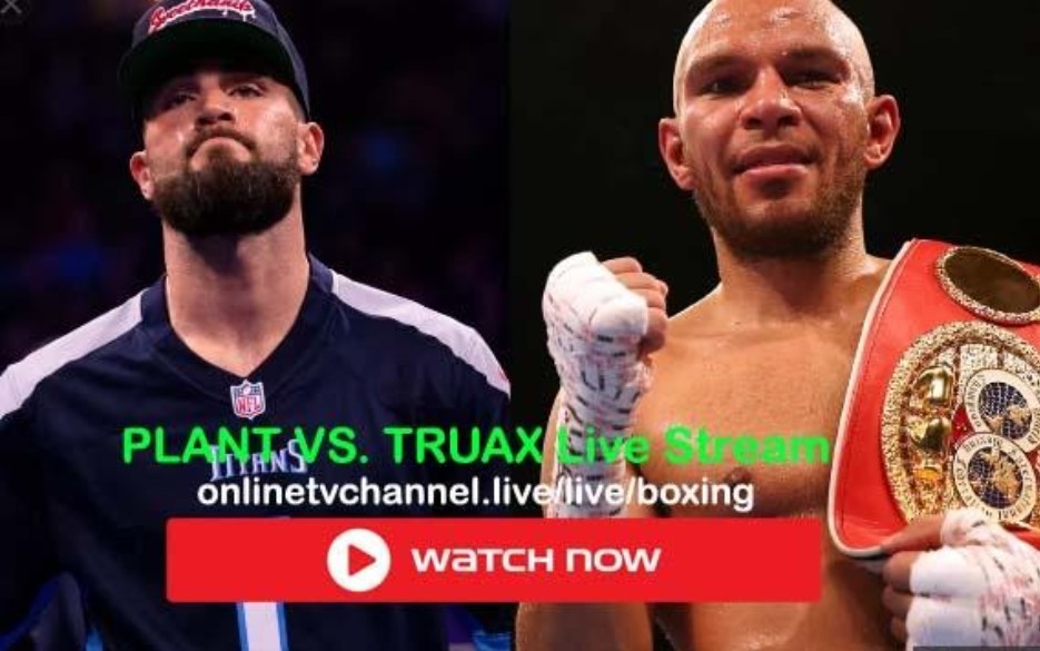 Plant vs Truax is poised to be a major fight. Learn how to live stream the boxing event on Reddit for free.