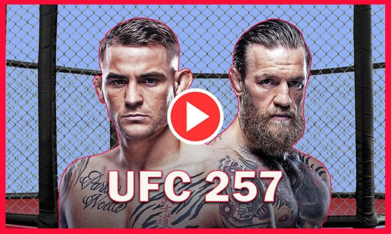 McGregor aims to defeat Dustin Poirier during their second UFC match. Learn how to live stream the UFC 257 match online for free.