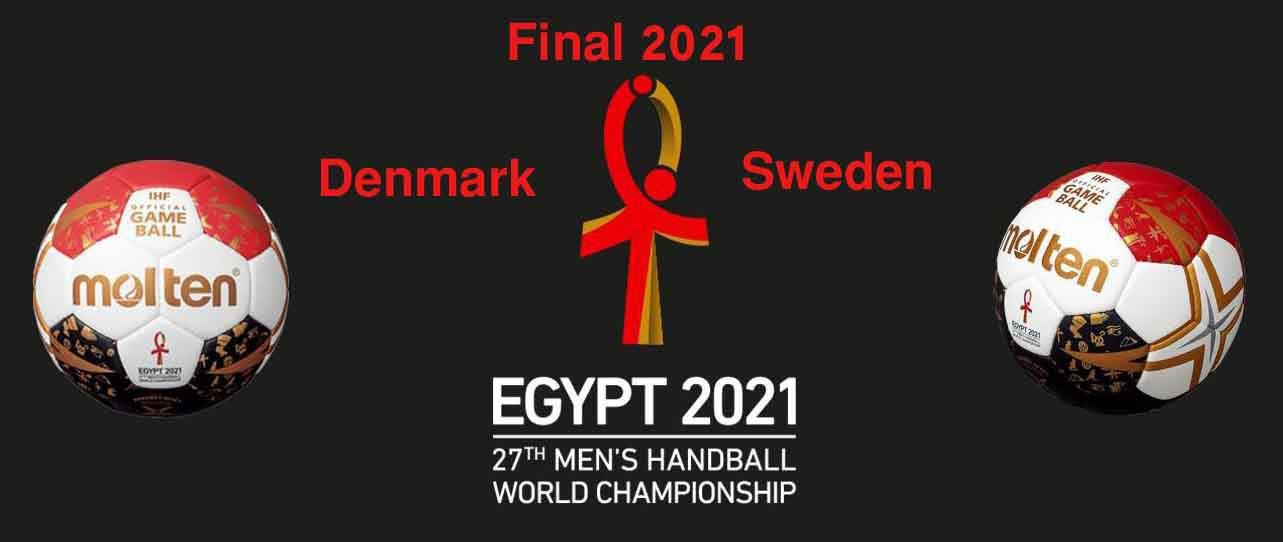 The 2021 IHF World Men's Handball Championship is finally here. Catch all the action of the Final live using these streaming links.
