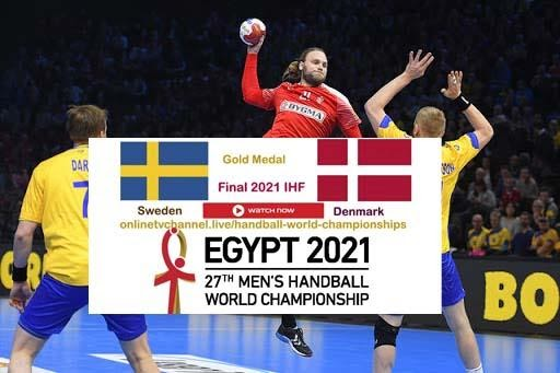 27th Watch World Men's Handball Final Championship is closing to the Final. Watch the live stream now.