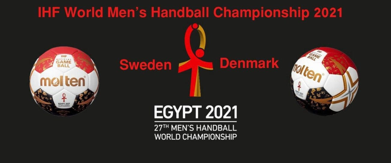 The Men's Handball Championship featuring Denmark vs Sweden is here. Check out these live stream sites for all the action.