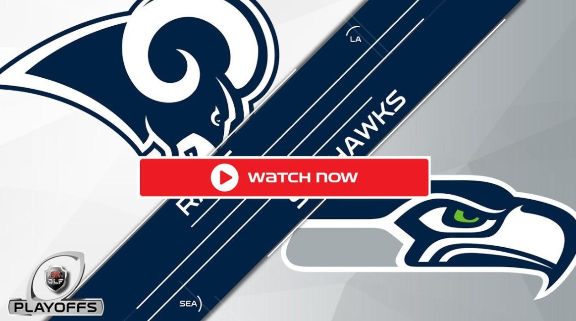 Seahawks and the Rams are shaping up to a be a tense game. Find out how to live stream the NFC game for free on Reddit.