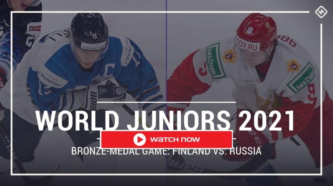 Finland is going to battle Russia for the Bronze Medal game in the World Juniors. Learn how to live stream the game here.