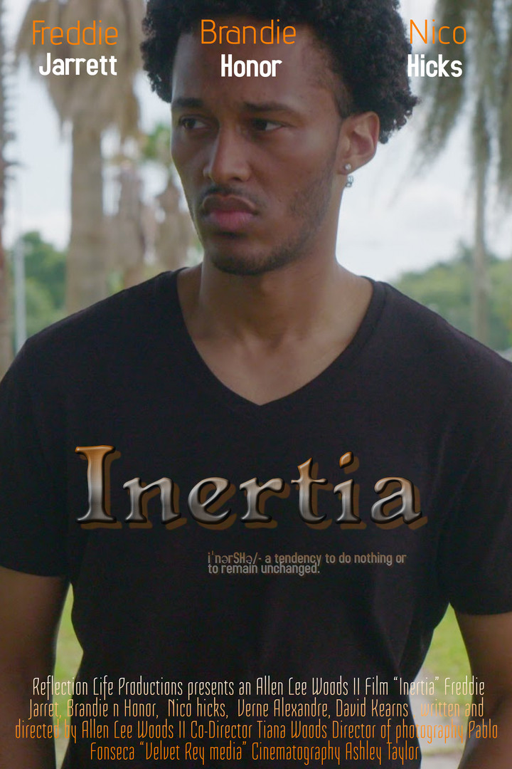 'Inertia' is the new film by Allen and Tiana Woods. Find out what makes the film such an affecting look at love and sacrifice.