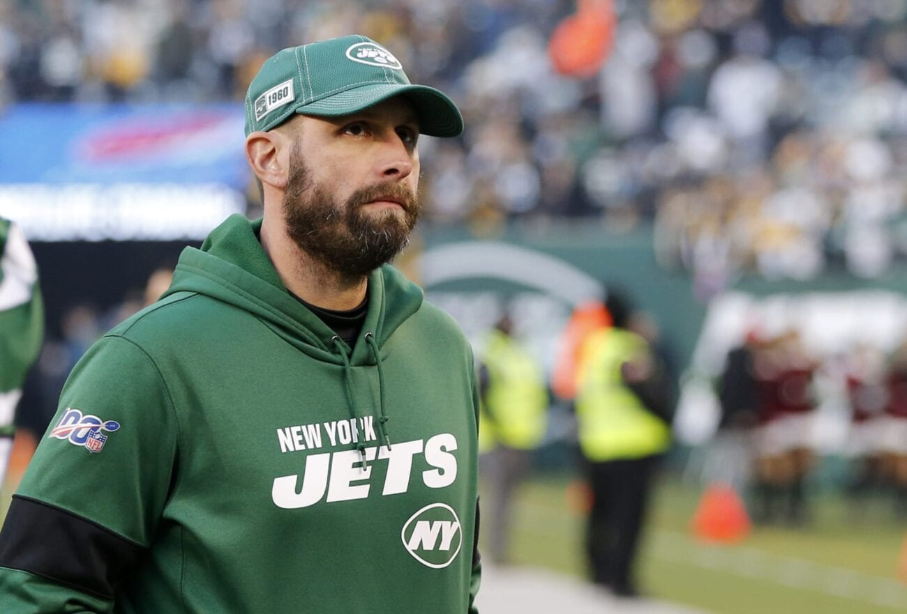 The NY Jets have fired their head coach Adam Gase after 2 seasons. Check out the rumors of who could be the next head coach for this team.