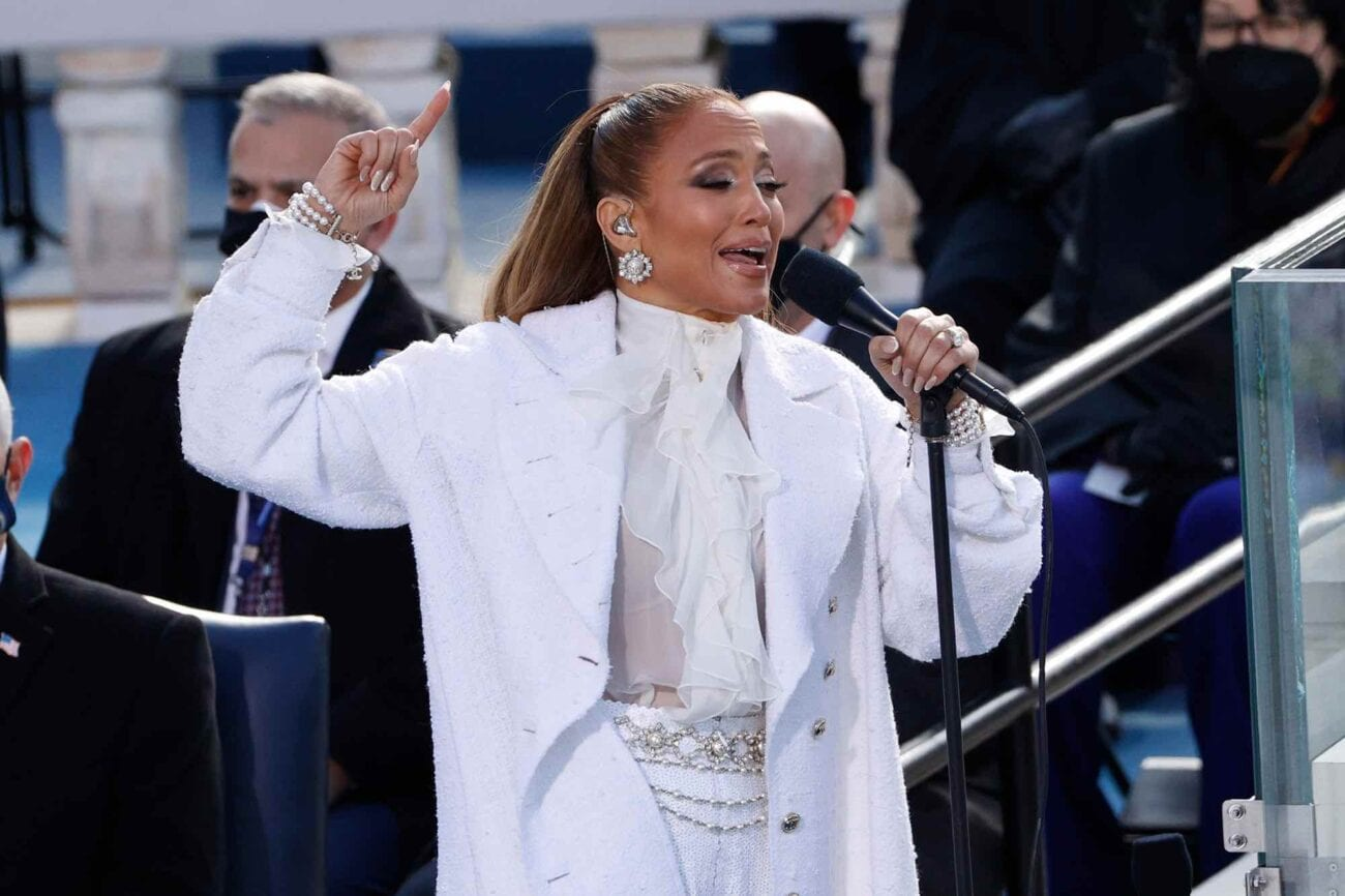 LET'S GET LOUD! See how Jennifer Lopez is celebrating her second album's anniversary on Instagram and Twitter.