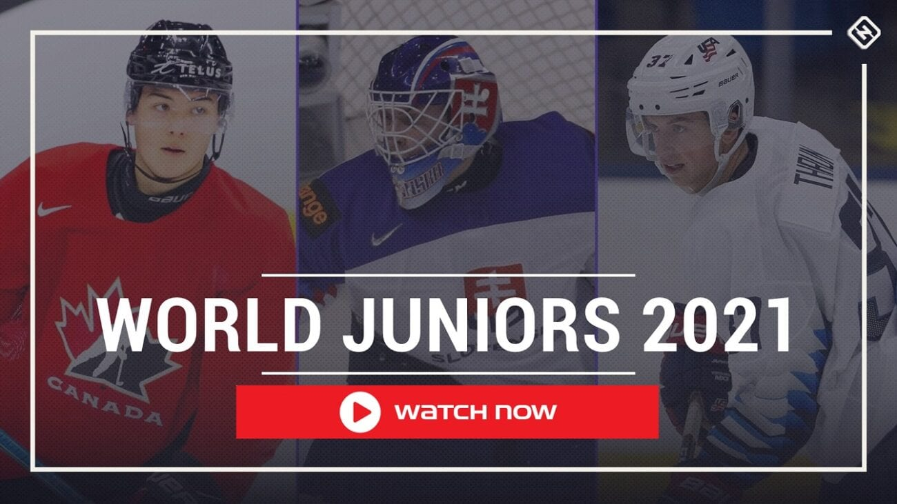 The World Juniors 2021 is here. Find out how to live stream the hockey event on Reddit for free.