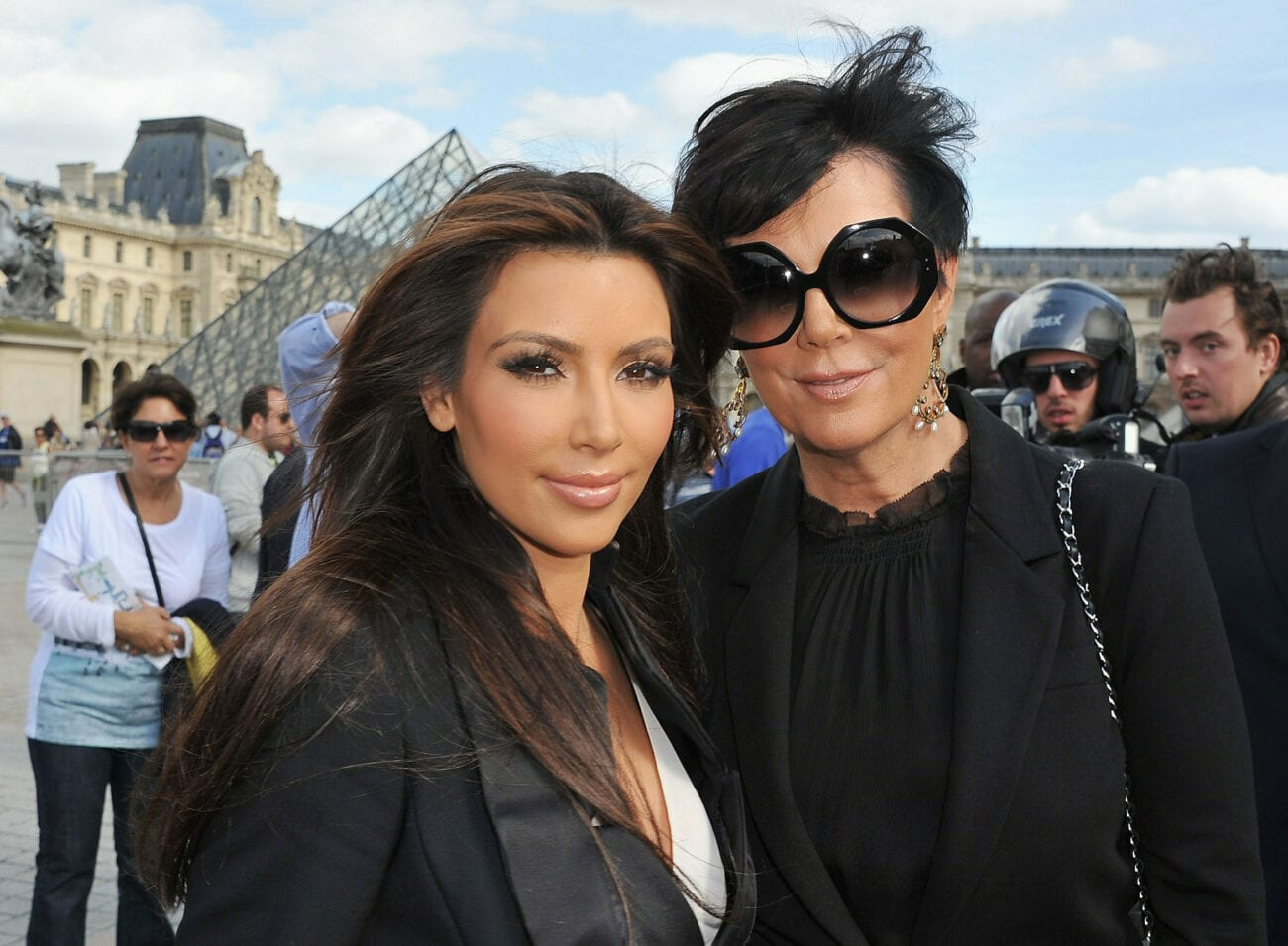 Is Kris Jenner behind Kim Kardashian and Kanye West's divorce? Check out everything we know so far.