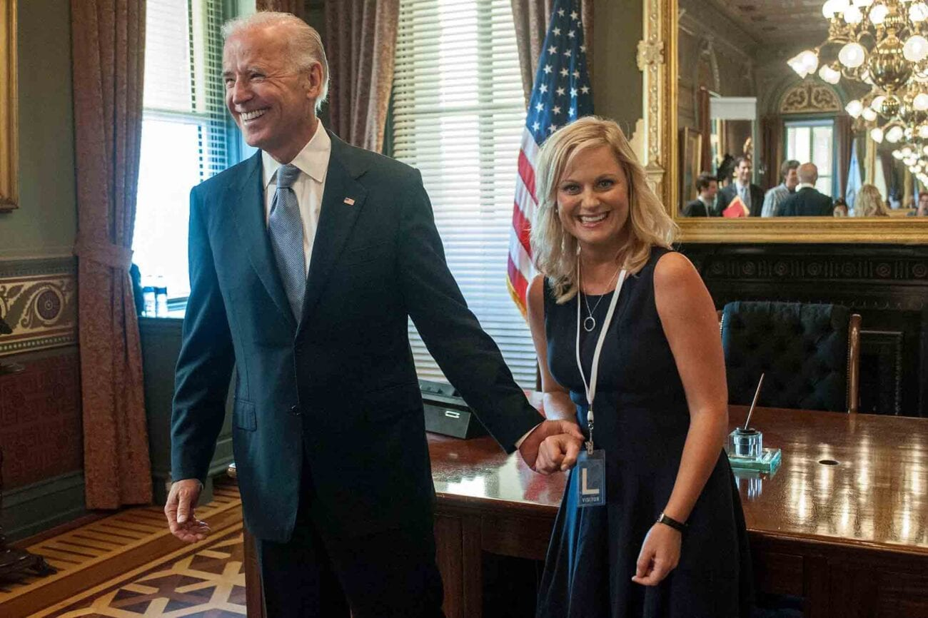 Today is the inauguration of Joe Biden as president and the internet came prepared with plenty of Leslie Knope memes.
