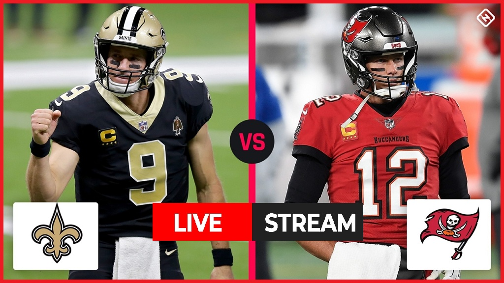 Just eight teams remain in the divisional round of the 2021 NFL playoffs. Watch the free live stream online with Saints vs. Buccaneers now.