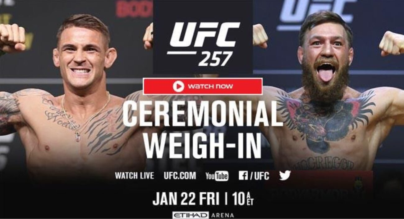 McGregor is gearing up to battle Poirier for UFC 257. Find out how to live stream the UFC match on Reddit for free.