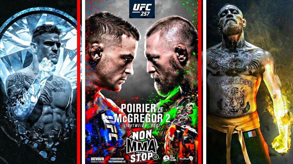 Dustin Poirier is fighting Conor McGregor in an anticipated UFC match. Find out how to live stream the fight on Reddit for free.