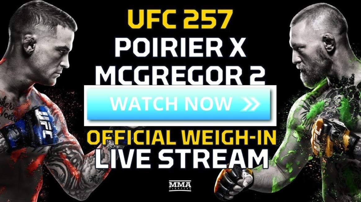 Poirier is gearing up to fight McGregor for UFC 257. Discover how to live stream the UFC match on Reddit for free.
