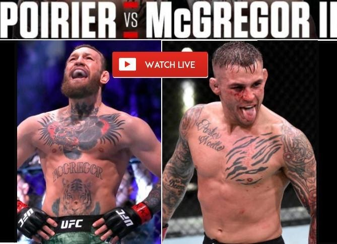 Conor McGregor vs. Dustin Poirier is the main event of UFC 257 this weekend. Check out the best ways to live stream this battle in the octagon.
